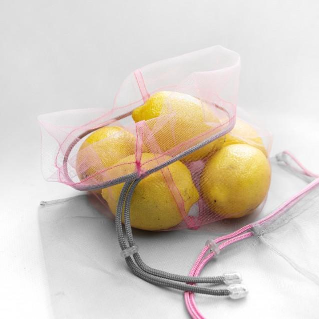 Эко мешочки для продуктов Тюнс (набор 2шт)