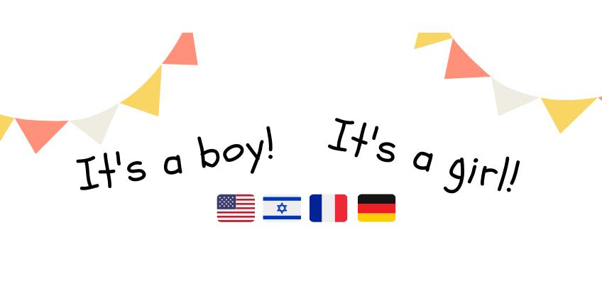 Как проходит выписка из роддома в разных странах мира