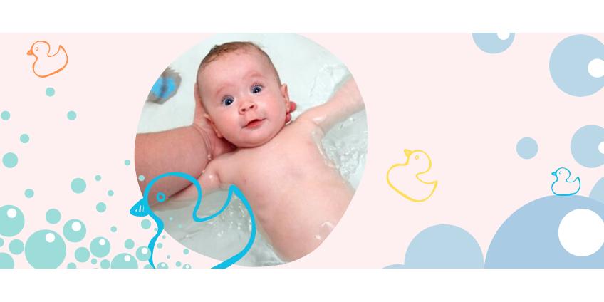 Купання немовлят. Що підготувати і як правильно купати?
