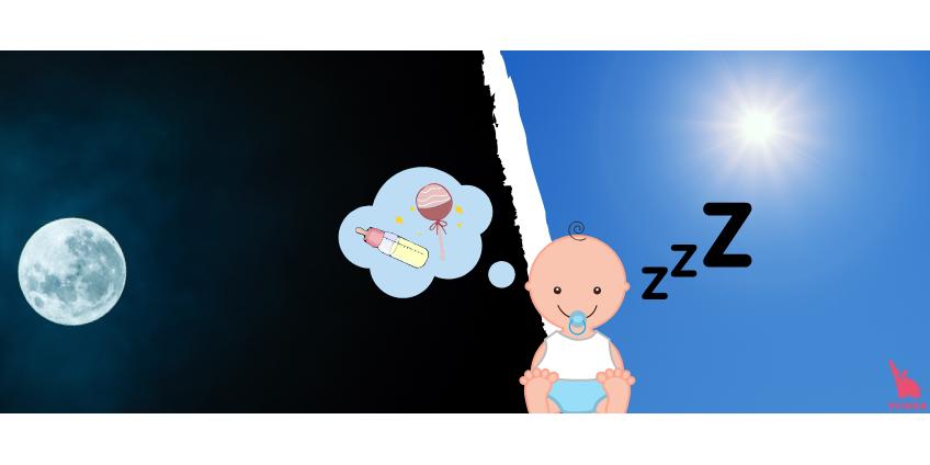 Малыш перепутал день и ночь? Есть способ восстановить режим дня!