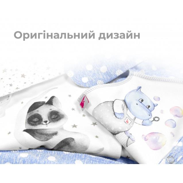 Большой комплект одежды для новорожденного с первых дней Moon and Toto