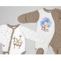 Великий комплект малюка в пологовий Cotton and Mocco