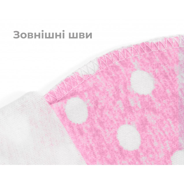 Великий комплект новонародженої манюні Moon and Pink