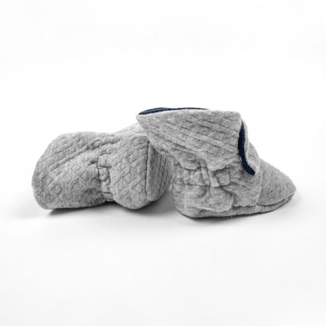 Капитоновые топики с подкладкой Gray