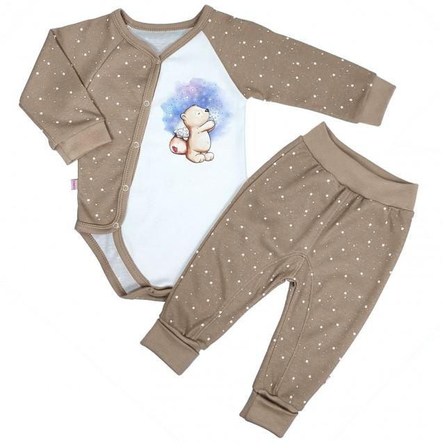 Набор для ребенка бодик со штанишками Mocco