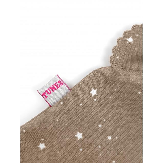 Шапочка с ушками Mocco для новорожденного
