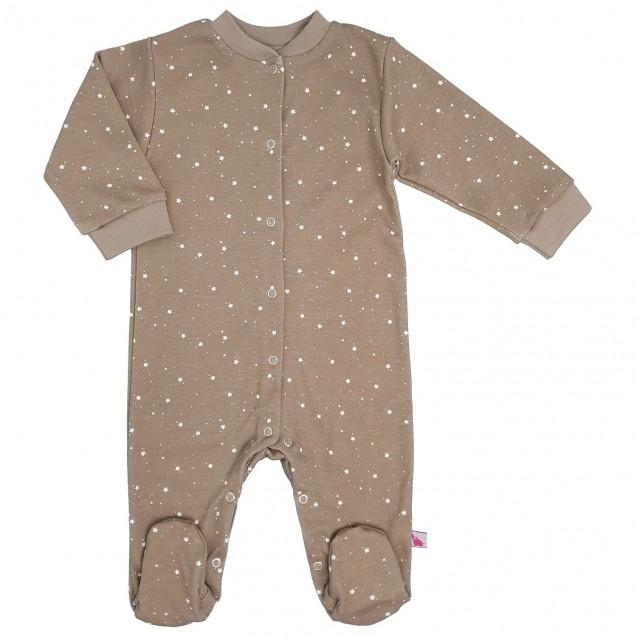 Чоловічок на кнопочках для діток від трьох місяців Mocco