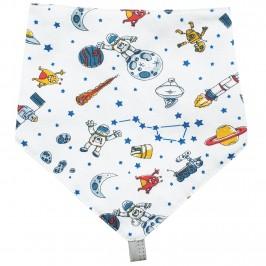 Слюнявчик для мальчика Space