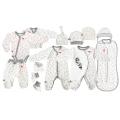 Комплект вещей для малыша в роддом 12в1 Moon