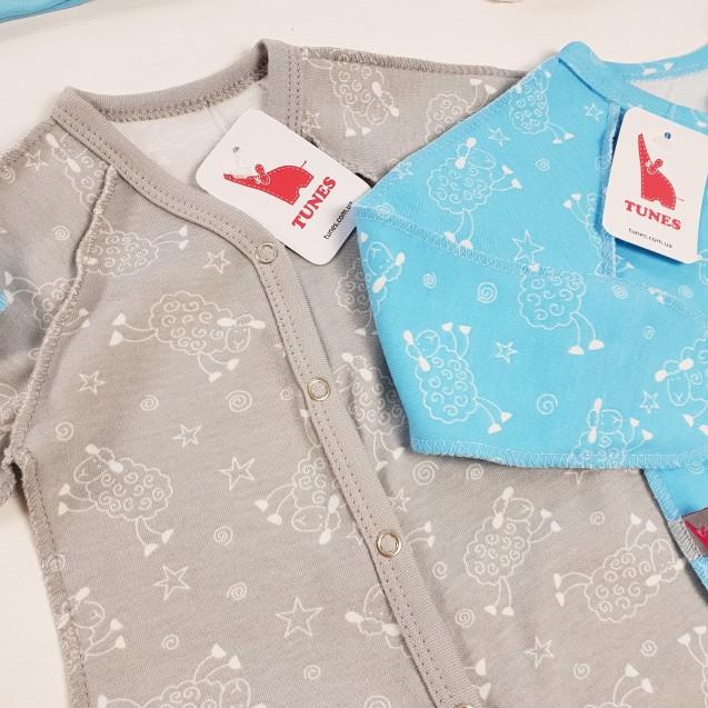 Набор для новорожденного 13 в 1 Blue And Sweet dream