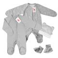 Набор для ребенка 4 в 1 Gray