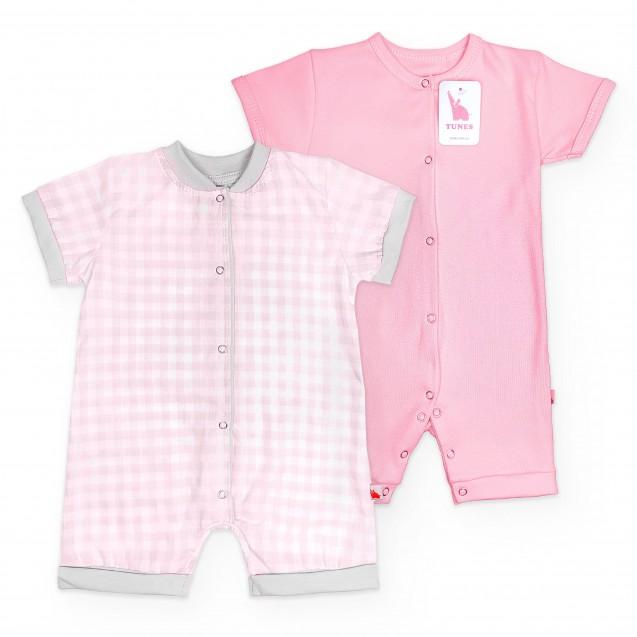 Ромпери для дівчинки Pink