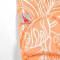 Стильный слип для девочки с наружными швами Nectar