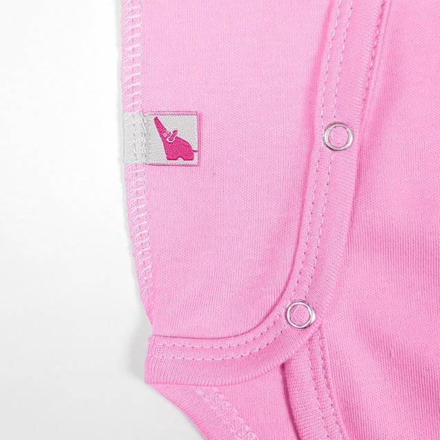 Рожевий боді для новонародженої дівчинки з колекції Rose