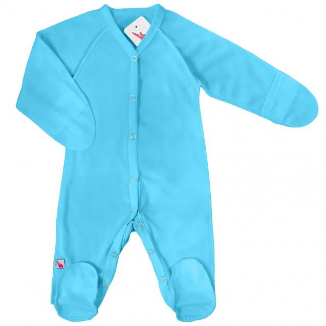Голубой слип для малыша Frosty
