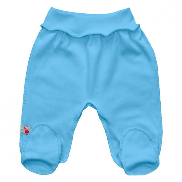 Блакитні повзунки для хлопчика Frosty