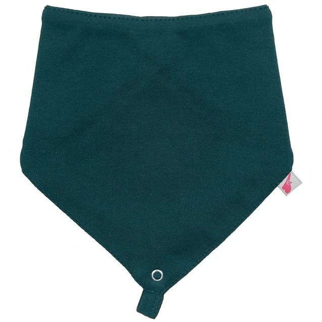 Слинявчик непромокаючий однотонний Emerald