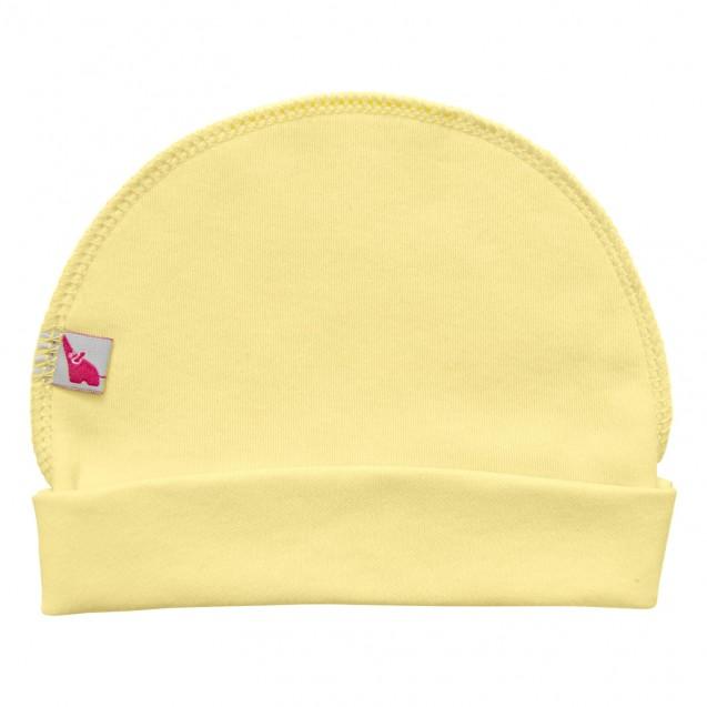 Базовая шапочка с наружным швом Lemon