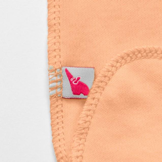 Ползуны для новорожденной Peach