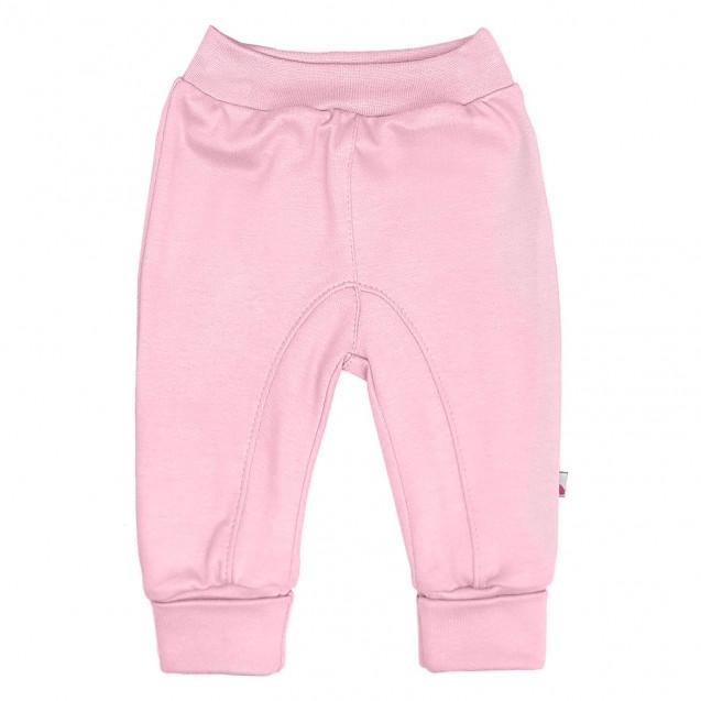 Детские штаны с высокими манжетами Rose для девочки