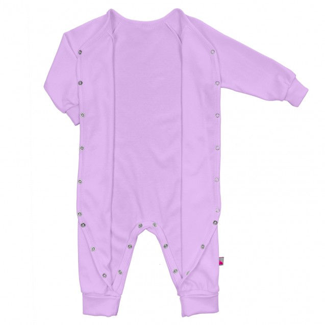 Детский слип для ребенка от трех месяцев Purple