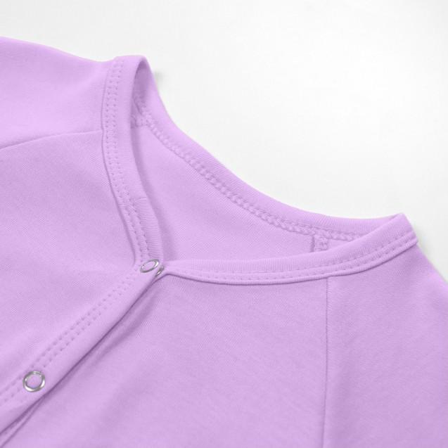 Сліп для дівчинки від трьох місяців Purple