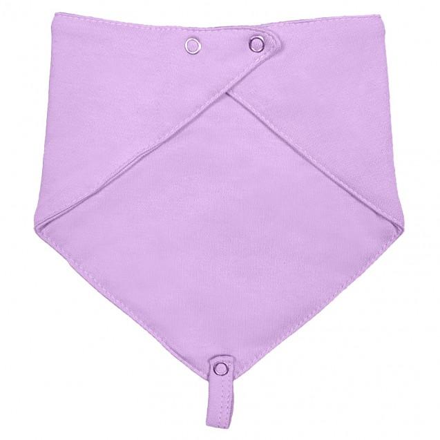 Лиловый непромокаемый нагрудник Purple
