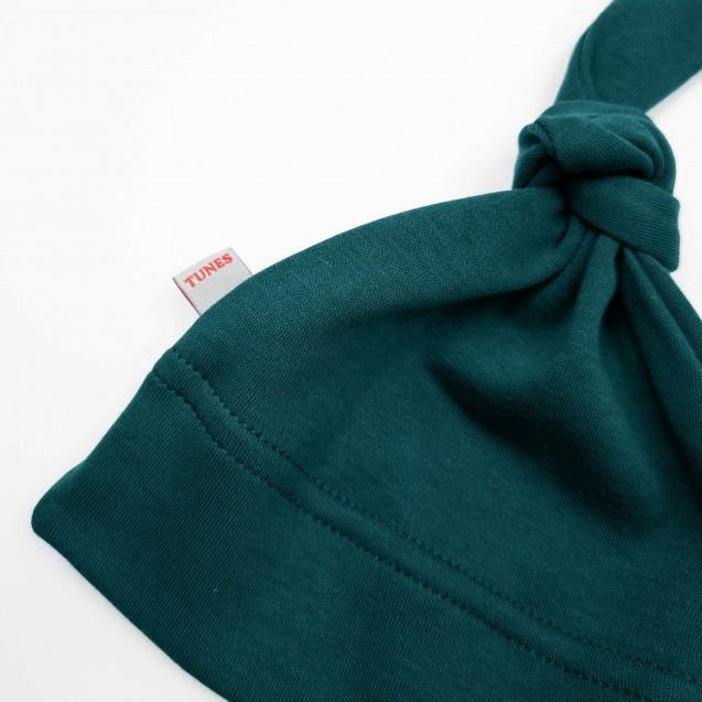 Шапочка с узелком Emerald