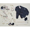Набор одежды в роддом для малыша 12в1 Инь и Ян
