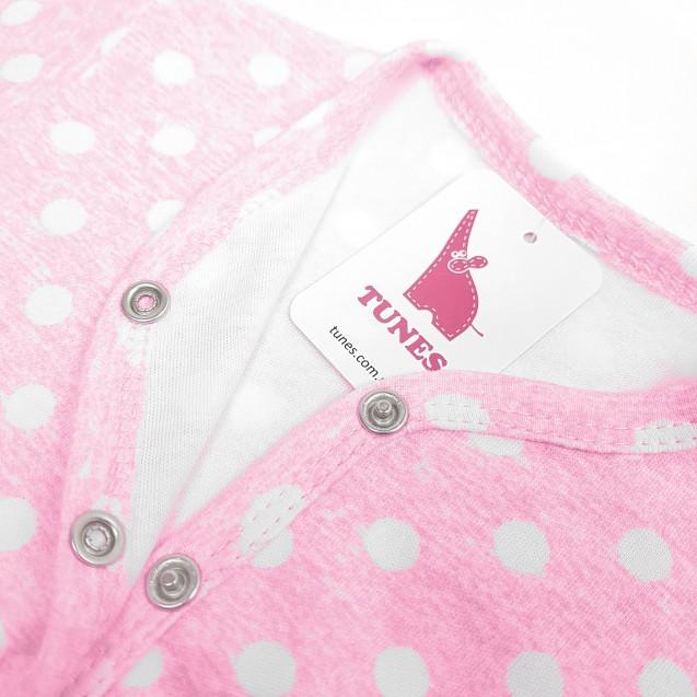 Сліп піжама для дівчинки Pink