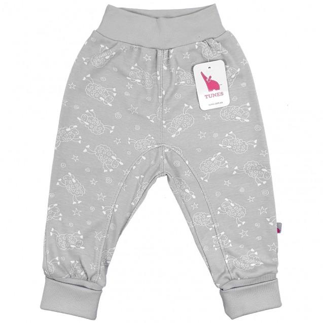 Дитячі штани Sweet dream з високими манжетами