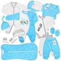 Набор одежды на выписку 13 в 1 Moon и Cutie Lamb