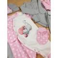 Набор одежды для новорожденной Pink и Style 13в1