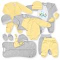 Набор одежды для малышей от рождения 13в1 Sweet dream и Lemon