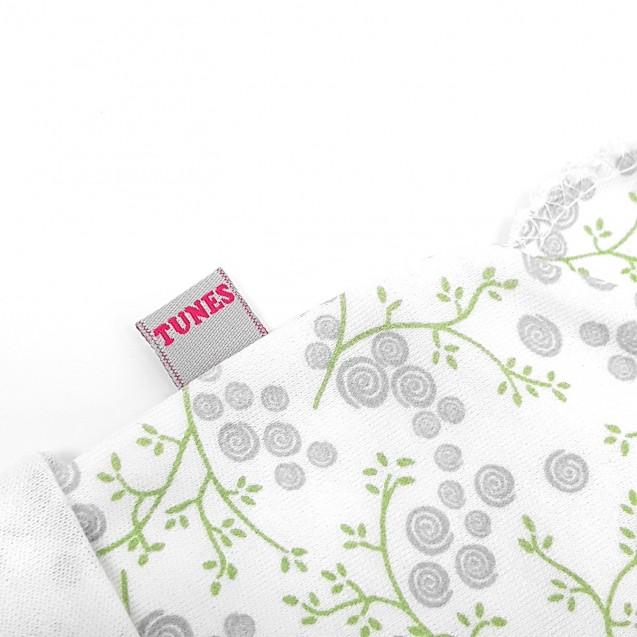 Шапочка с ушками для грудничков Blossom
