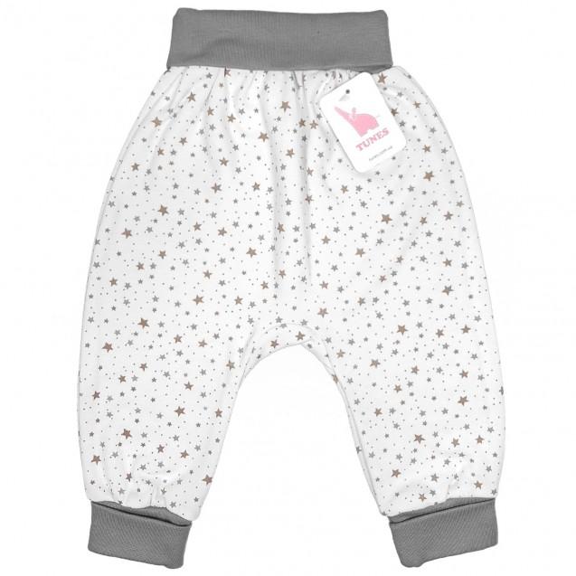 Штаны для ребенка с высокими манжетами Stars