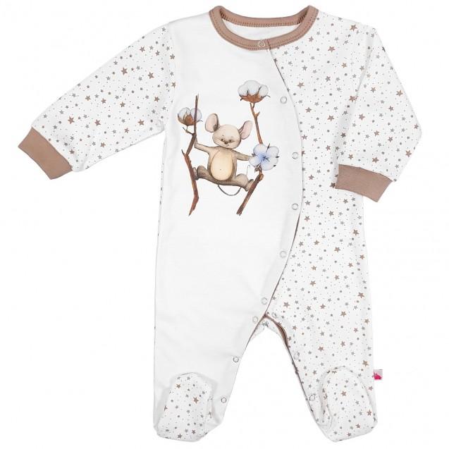 Чоловічок для дитини від трьох місяців Cotton