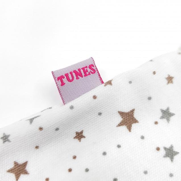 Шапочка с ушками для новорожденных Cotton